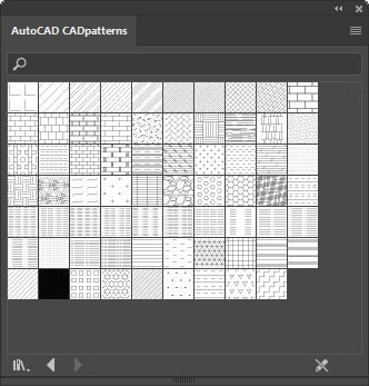 How to install custom hatch patterns in AutoCAD Products